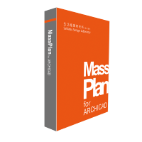 MassPlan for ARCHICAD